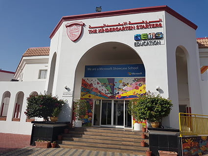 Learnometer trials at Kindergarten Starters School in Dubai
